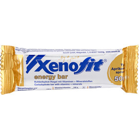 Xenofit Boîte Barres énergétiques 18x50g, Apricot
